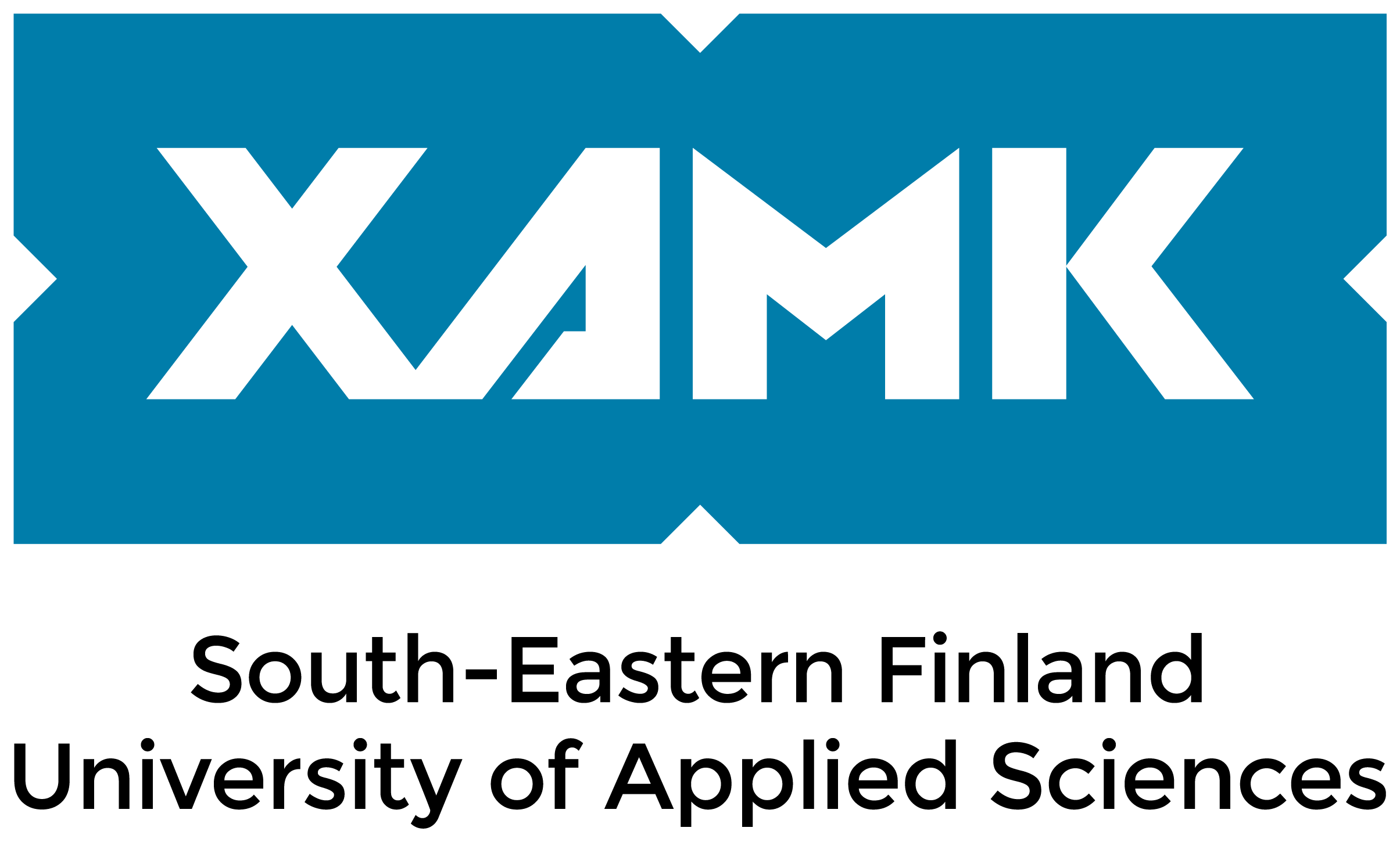 Logo of XAMK South-Eastern Finland University of Applied Sciences